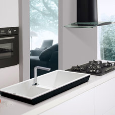 Contemporary Kitchen Sinks by Elleci UK