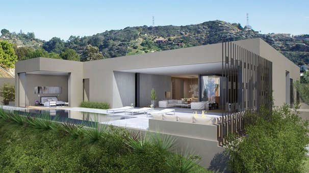Contemporary Rendering by 3DR Design Studio