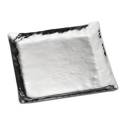 Mesa Square Tray, 9 by 9 Inches