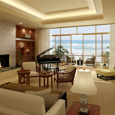 Contemporary Rendering by Talianko Design Group, LLC