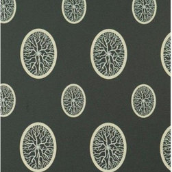 BN Wallcoverings - Black Exciting Wallpaper- Sample - Black Exciting Wallpaper is unpasted and has 6. 3 inches pattern repeat. Collection name: Allegri Size of each double roll is 21 inches x 33 feet. Each double roll covers about 57. 75 square feet / 5. 36 square meters. Made in Europe.