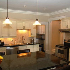 contemporary kitchen by HOPE DESIGNS