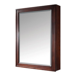 Unfinished Wood Framed Mirror Medicine Cabinets: Find Mirrored and ...