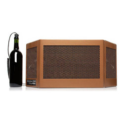 WhisperKOOL - WhisperKOOL Slimline 2500 Cooling Unit - Cool it! This nearly silent system keeps your cellar at the ideal temperature — a high-tech must for the wine enthusiast.