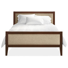 contemporary beds by Room & Board