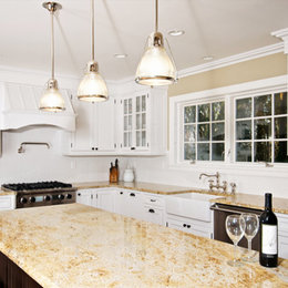 Boston.com - Kitchen romantic country Design Ideas, Pictures ...