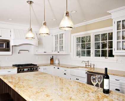 Contemporary Kitchen by Ripple Design Studio, Inc.