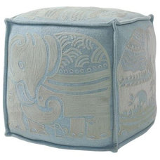 Traditional Footstools And Ottomans by Serena & Lily