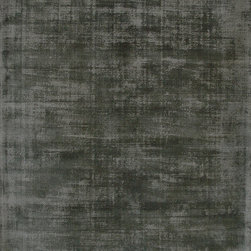 """Urban Gallery UEG4764 Rug - 5'X7'3"""" - Timeless designs bring a sense of artistry to home d?cor.  Urban Gallery is hand-woven in shimmering viscose, then shorn to create an old-world chic that is completely contemporary.  The Urban Collection fits effortlessly into traditional, transitional, and contemporary settings. Smoke. Wear, Fade, Stain, Mildew Resistant, Colorfast, Flame Retardant, Stain Mildew Resistant. Warrantied against manufacturer's defect for one year from date of purchase. Contemporary; Transitional; Rugs; Carpets; Modern Area Rugs."""