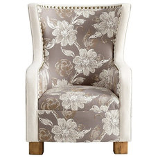 Contemporary Armchairs by Chachkies