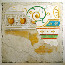 Mediterranean  by iLA designs - The Fine Art of Classic Fresco