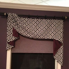 Eclectic Curtains by Great Lakes Window Coverings