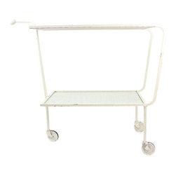 1960's Mid-Century Modern Drink Cart - $575 Est. Retail - $275 on Chairish.com -