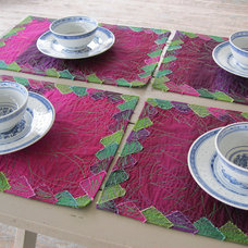 Eclectic Placemats by Etsy