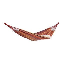 Byer of Maine - Byer of Maine Tahiti Hammock Single - Byer of Maine Tahiti Hammock Single Kickback and relax in the colorful Tahiti Hammock. The cotton poly blend is breatheable and as comfortable as your favorite t-shirt. Product Measures: 78 x 54 x 0.25 IN