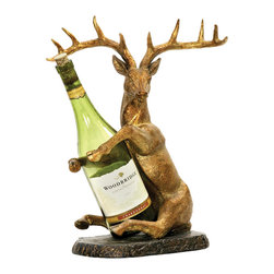 Sterling - Sterling 91-2120 Deer Wine Holder - Sterling 91-2120 Deer Wine Holder