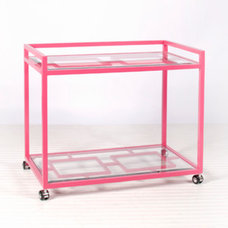contemporary bar carts by Furbish Studio