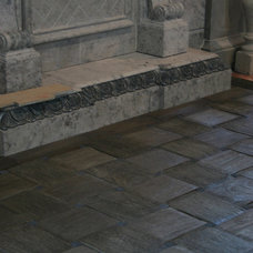 Traditional Wall And Floor Tile by Realm of Design