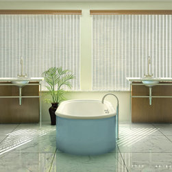 Cadence® Soft Vertical Blinds with PermaTilt® Wand Control system - Hunter Douglas Vertical Blinds Collection Copyright © 2001-2012 Hunter Douglas, Inc. All rights reserved.