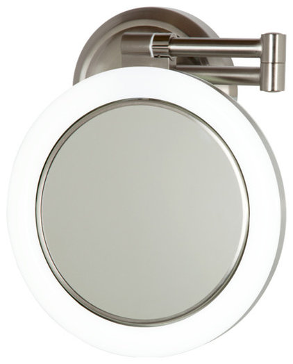 Modern Makeup Mirrors by zadroinc.com