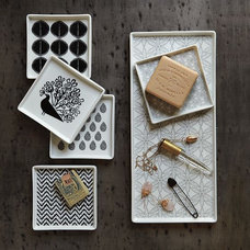 Modern Soap Dishes & Holders by West Elm