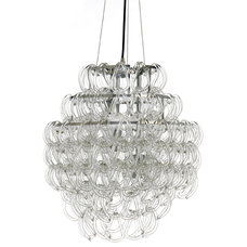 Eclectic Chandeliers by Inmod