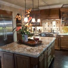 Traditional Kitchen by FSI Design