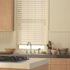 """Blindsgalore - Blindsgalore Wood Alternative Blinds: 2 1/2-inch Slats - Ideal for rooms with lots of sunshine or moisture, our 2 1/2"""" faux wood blinds offer premium features at a price that can't be beat."""