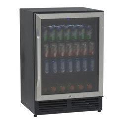 Avanti - Avanti Beverage Cooler with Glass Door - FEATURES