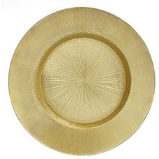 Contemporary Charger Plates by Overstock.com