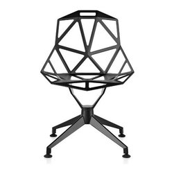 Magis - Magis | Chair_One 4-Star - Design by Konstantin Grcic, 2008.