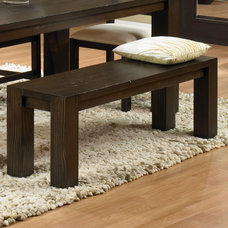 Modern Dining Benches by 2Modern