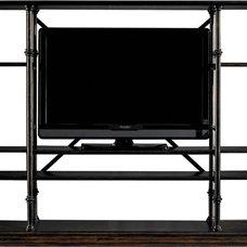 Contemporary Media Storage by Hayneedle