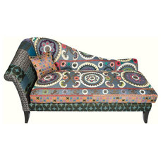 Eclectic Sofas by Marika Mill Valley
