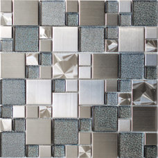 modern tile by Eden Mosaic Tile
