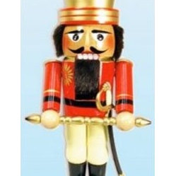 Steinbach German King Nutcracker-Signed