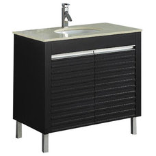 Modern Bathroom Vanities And Sink Consoles by Steam Showers Inc