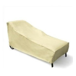 "Mr Bar B Q - Chaise Lounge Cvr 76x28x30"" - Mr. Bar-B-Q Backyard Basics Eco-Cover Chaise Lounge Cover is made of Eco-tech material that is 100% PVC free.  Made of the highest grade fabrics engineered and tested for strength  durability and protection from the elements. Specially designed to fit current trends and protect your property throughout the seasons. Size: 76"" x 28"" x 30""  This item cannot be shipped to APO/FPO addresses. Please accept our apologies."