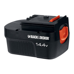Black & Decker - Battery For High Performance Drill - Provides up to 500 recharges, spring-loaded. For use with all spring-loaded battery style FireStorm and Black and Decker products.          This item cannot be shipped to APO/FPO addresses.  Please accept our apologies