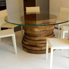 Modern Dining Tables by San Diego Urban Timber