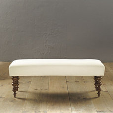 traditional bedroom benches by Ballard Designs