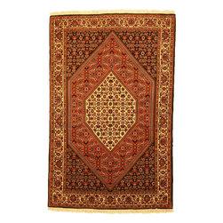 eSaleRugs - 3' 7 x 5' 9 Bidjar Persian Rug - SKU: 110900774 - Hand Knotted Bidjar rug. Made of 100% Wool. Brand New.