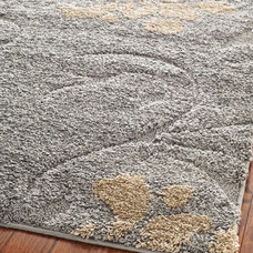 Traditional Carpet Tiles by Area Rug Styles