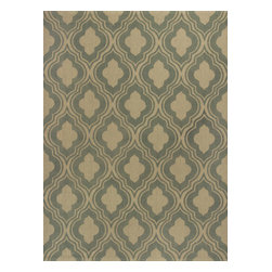 KAS - Kas Natura 2259 Sage Rania Rug - 6 ft 6 in x 9 ft 6 in - Kas Natura 2259 Sage Rania Area Rug. Kas Natura 2259 Sage Rania Area Rug. Our KAS Natura rugs pump up Eastern Indian motifs for a colorful, casual look. These vivid works of art will add fun and function to your room setting in fresh, updated colorations. Natura rugs have been machine woven in India, ensuring the heavy-duty jute construction provides durability and rich texture for your active lifestyle. Each modern Natura rug is ready to make a wow-statement in your contemporary space.
