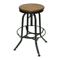ARTeFAC - Industrial Vintage Bar/Counter Stool - Industrial Bar/Counter Stool