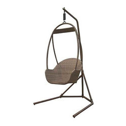 Panama Jack Island Cove Woven Hanging Chair