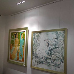 artworkhangingsystem.jpg - Systematic Art picture hanging system