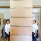 Oversized Doors -
