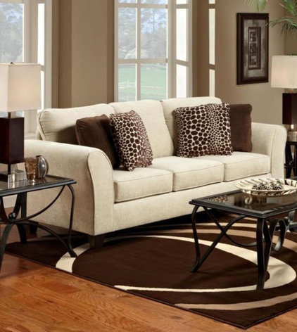 Transitional Sofas by GreatFurnitureDeal