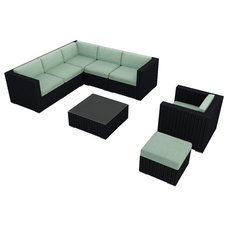 Modern Outdoor Lounge Sets by PatioProductions